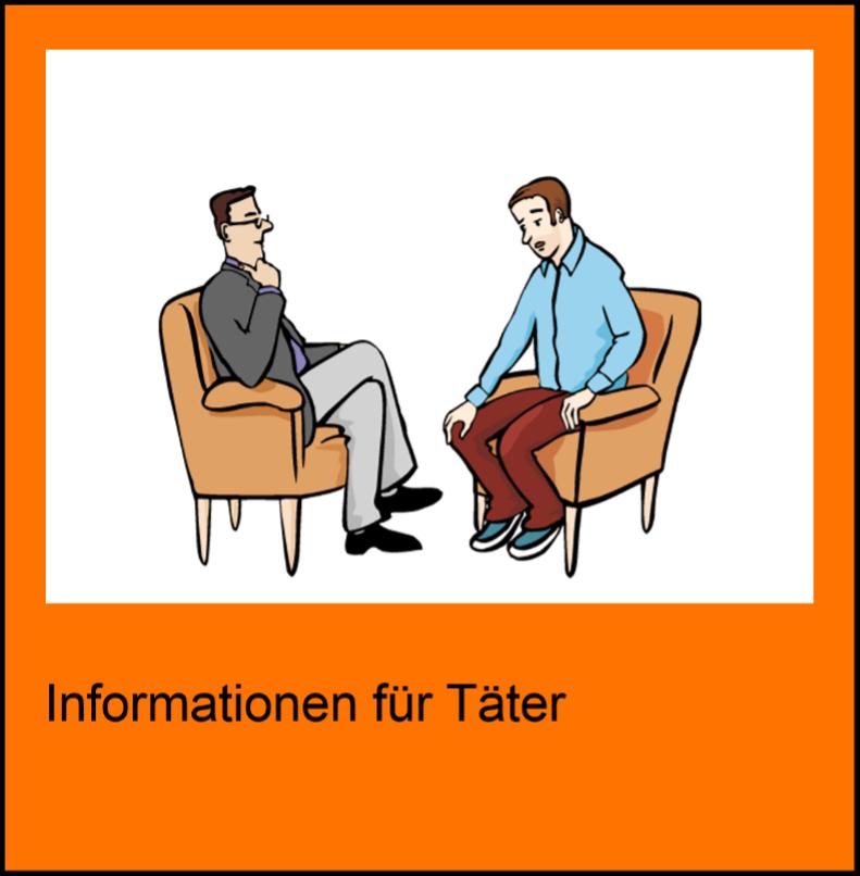 Informationen für Täter